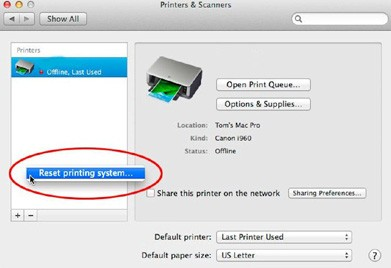 hp Officejet 3830 offline mac
