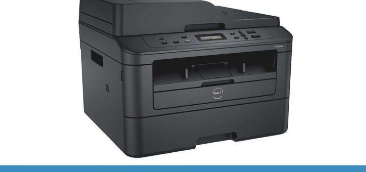 How to setup dell e525w printer in windows 10