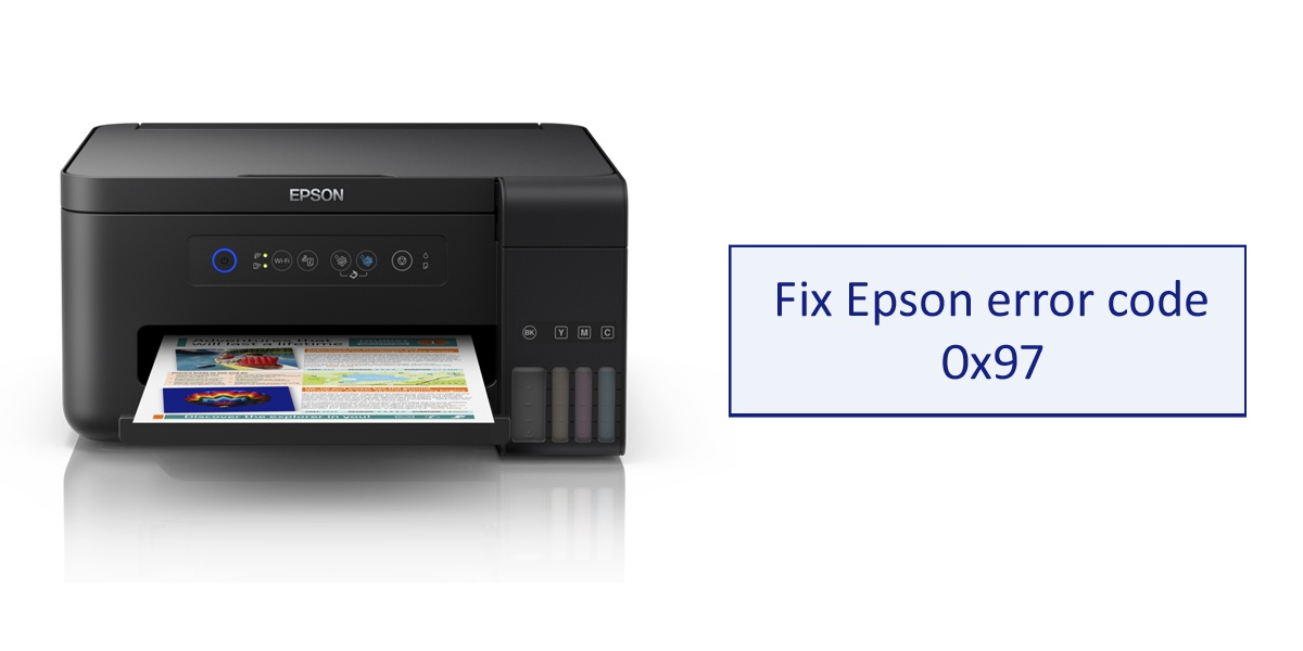 Fix Epson error code