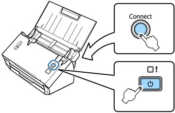 How do I setup my Epson wf-4740 wireless printer on windows